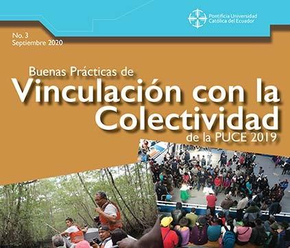 Lanzamiento de la Revista de Buenas Prácticas de Vinculación con la Colectividad de la PUCE 2019