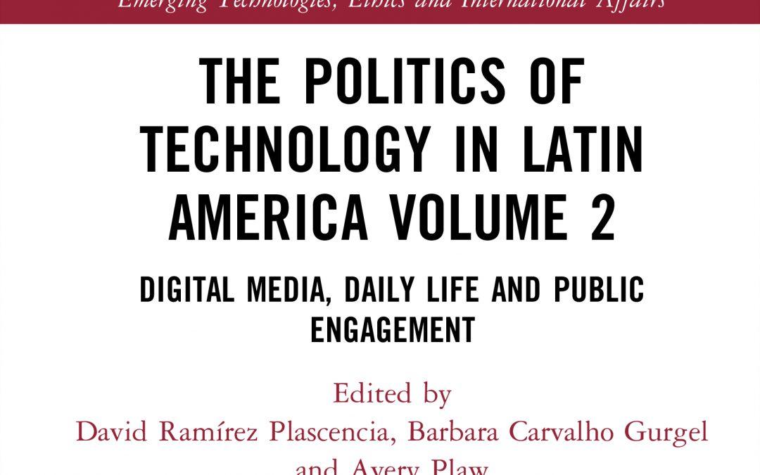 Docente de la carrera de Comunicación publica capítulo sobre la regulación de drones en latinoamérica