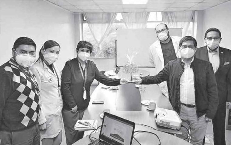 EL COMERCIO: La PUCE apoyará al Hospital del Padre Carollo