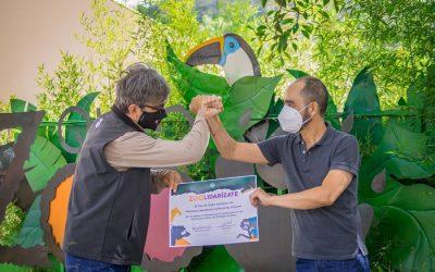 La PUCE entregó importante donación al Zoo de Quito