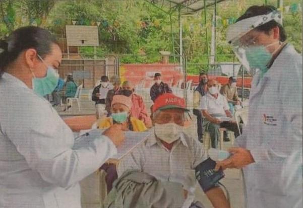 HERALDO (AMBATO): En los próximos días se abrirá un nuevo punto de vacunación en la PUCESA