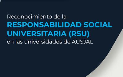 Informe: Comprensión, alineación con otros procesos autoevaluación y proyecciones de la Responsabilidad Social Universitaria