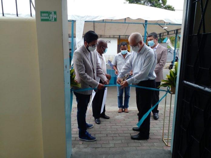LA HORA (ESMERALDAS): Inauguran centro especializado y de medicina tropical en Tachina