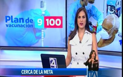 TELEAMAZONAS – Q: Faltan 11 días para que el gobierno cumpla su meta de vacunación