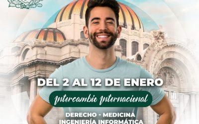 Programa internacional en laUniversidad Nacional Autónoma de México
