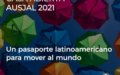 Descubre América Latina en la Casa Abierta AUSJAL