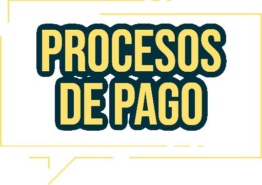 procesos de pago