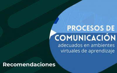 Comunicación efectiva y segura en ambientes virtuales