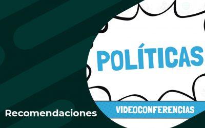 Políticas Videoconferencias
