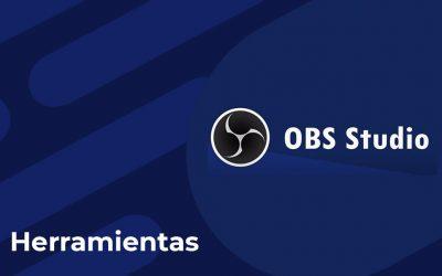 Cómo grabar clases y tutoriales usando OBS Studio