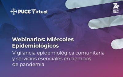 Vigilancia epidemiológica  comunitaria y servicios esenciales en tiempos de pandemia