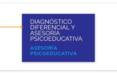 Diagnóstico Diferencial y Asesoría Psicoeducativa