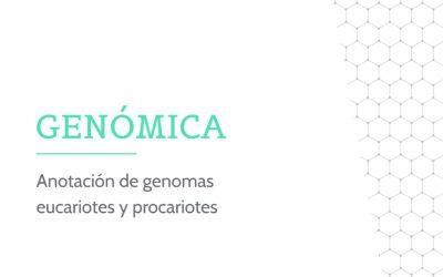Anotación de genomas eucariotes y procariotes